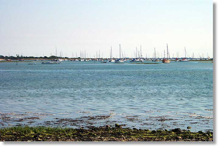 photo of Emsworth Harbour