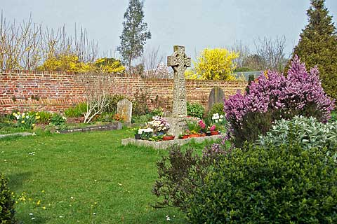The Garden of Remembrance - Bedhampton Parish