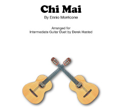 Chi Mai (Ennio Morricone) for 2 guitars