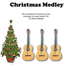 Christmas Medley - accessible compilation of some of the best traditional Christmas Tunes