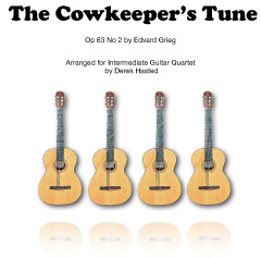 The Woodentops (Cowkeeper's Tune by Grieg) arr Derek Hasted