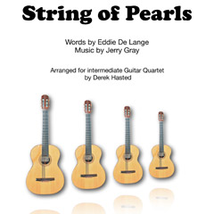String of Pearls arr Derek Hasted