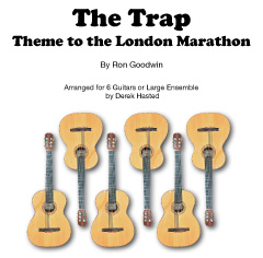 The Trap - guitar sextet -  							arr Derek Hasted
